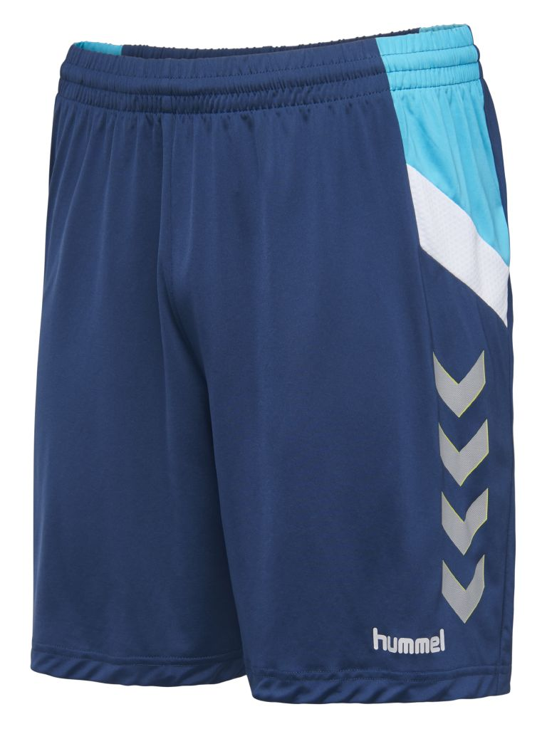 Hummel Tech Move Poly Shorts - Sargasso Sea