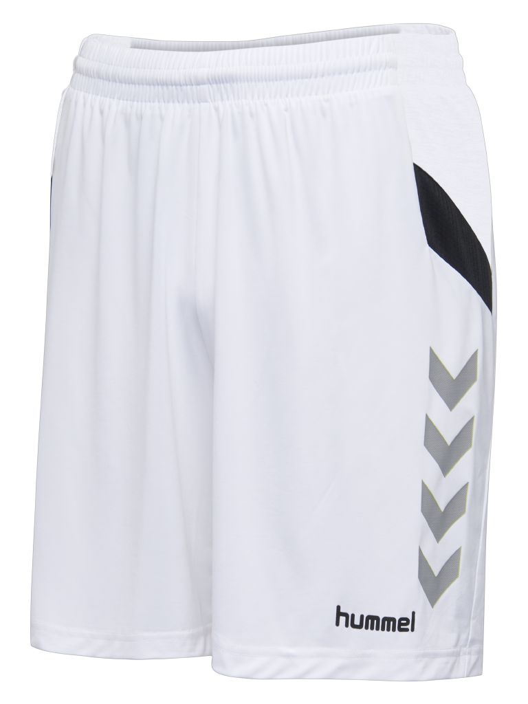 Hummel Tech Move Poly Shorts - White