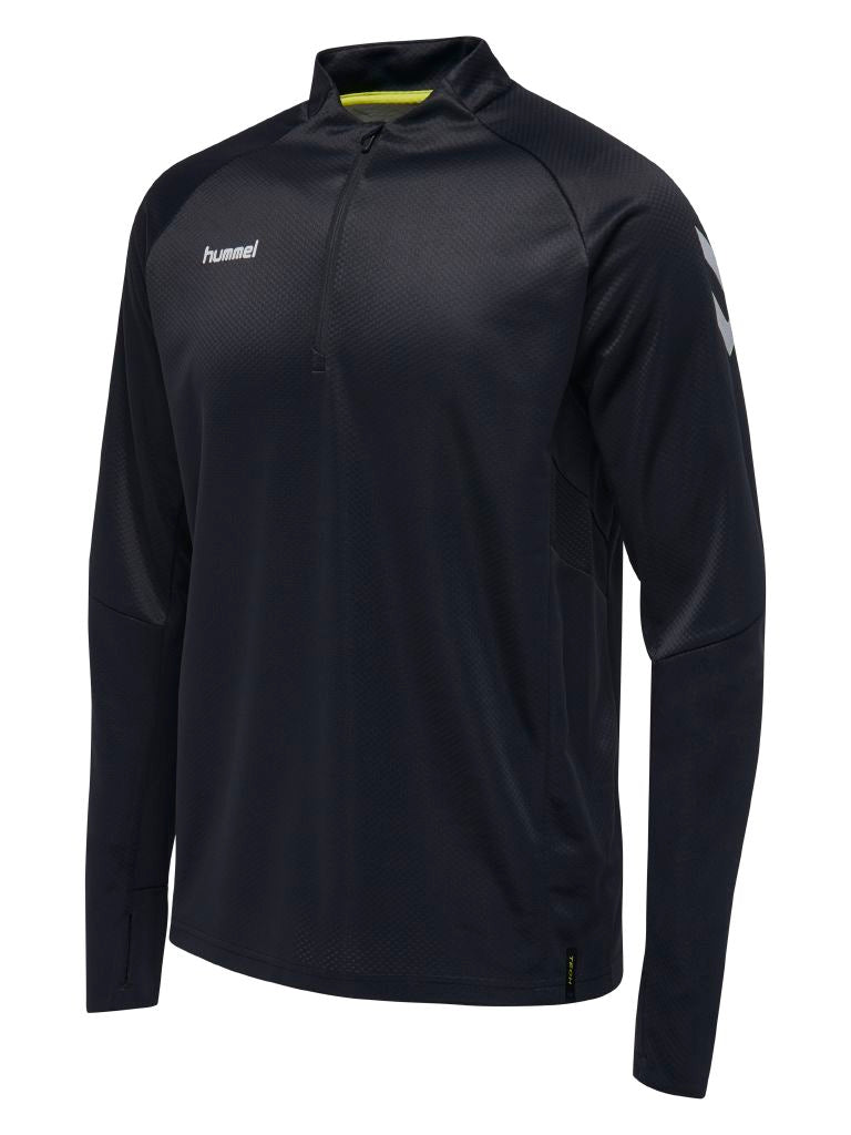Hummel Tech Move Half Zip Sweatshirt - Black