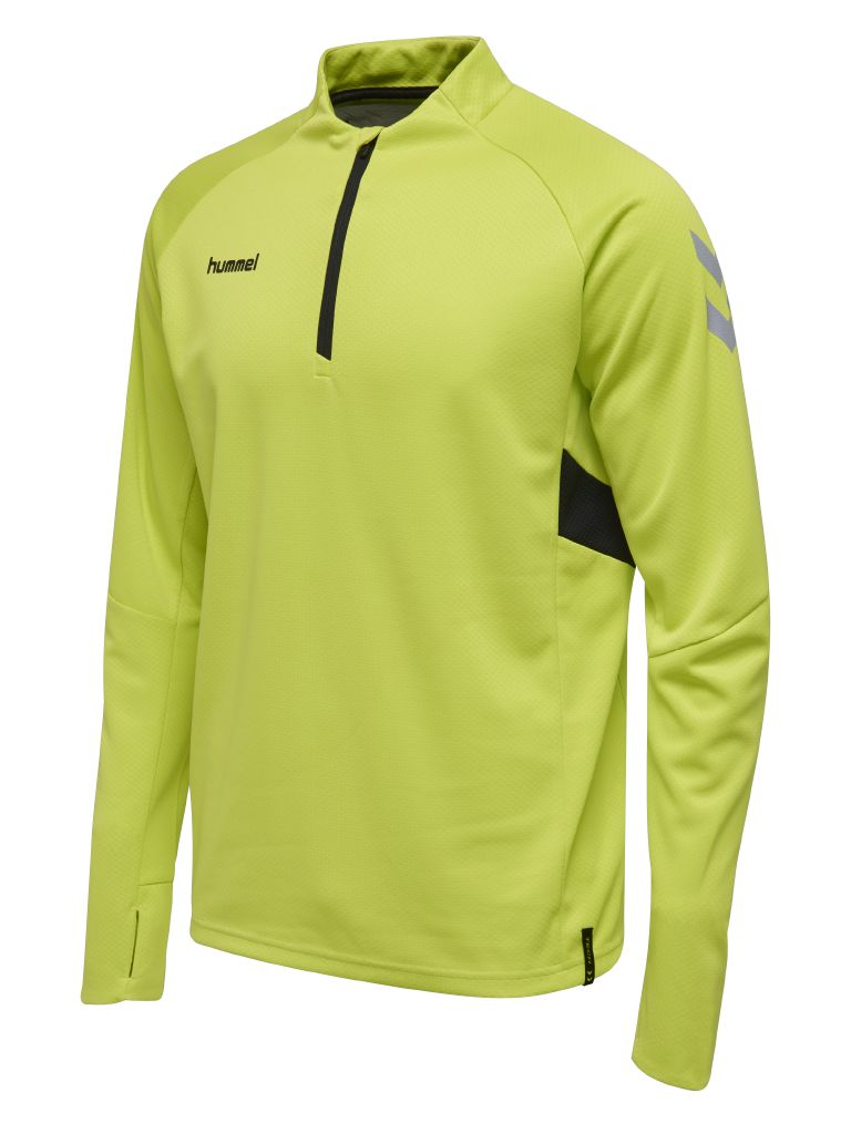 Hummel Tech Move Half Zip Sweatshirt - Evening Primrose