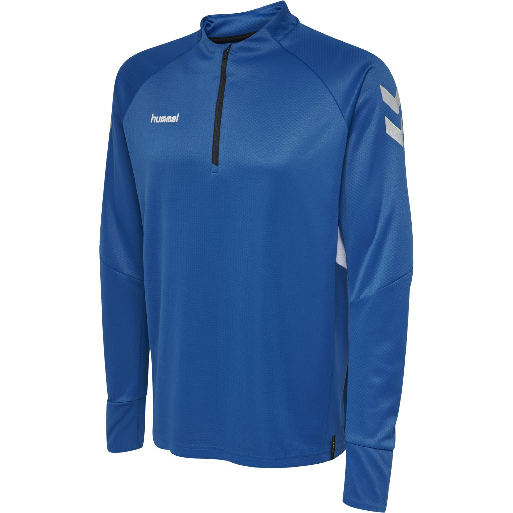 Hummel Tech Move Half Zip Sweatshirt - True Royal