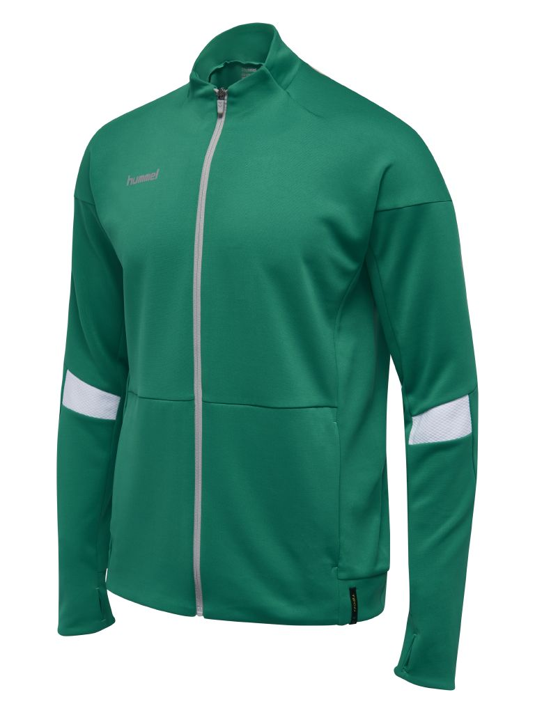 Hummel Tech Move Poly Zip Jacket - Sports Green