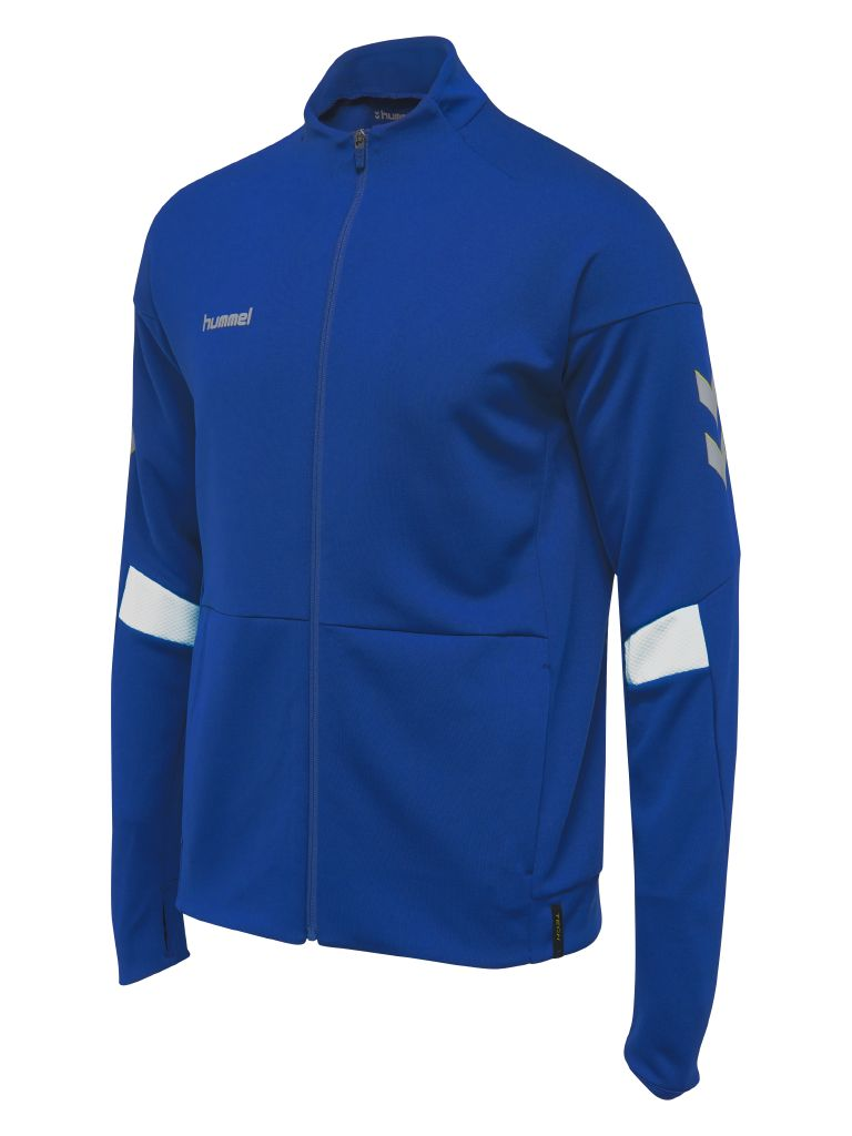 Hummel Tech Move Poly Zip Jacket - True Blue