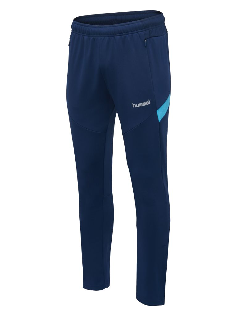 Hummel Tech Move Poly Pants - Sargasso Sea