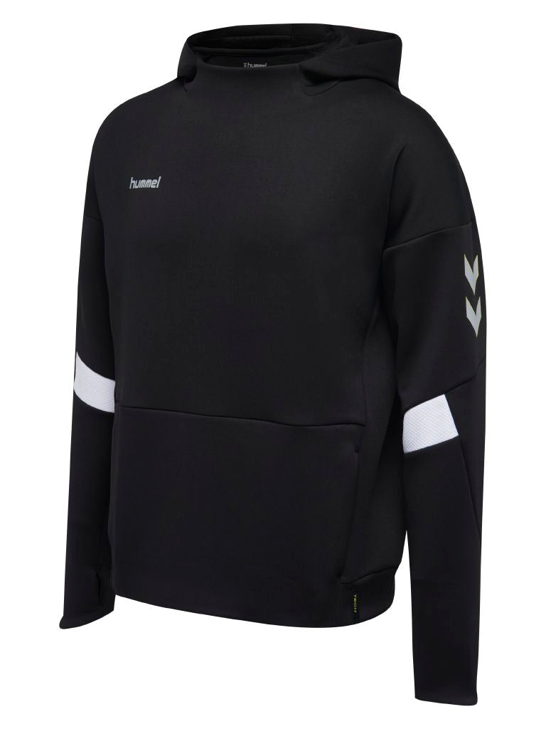 Hummel Tech Move Poly Hoodie - Black
