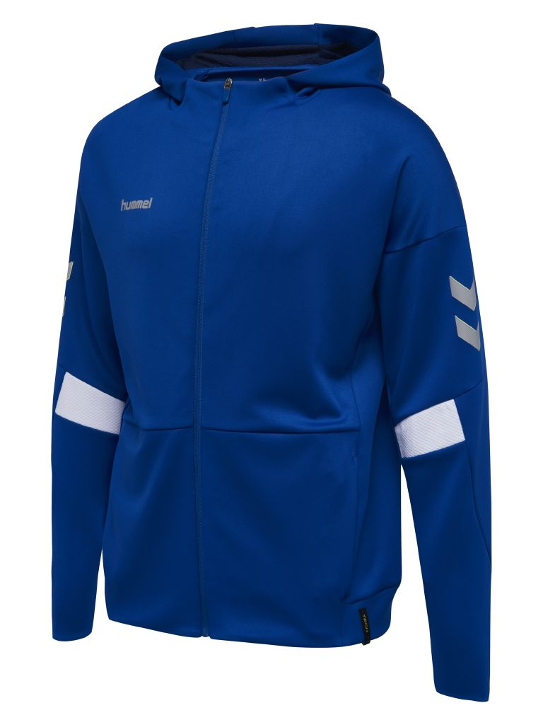 Hummel Tech Move Zip Hoodie - True Blue
