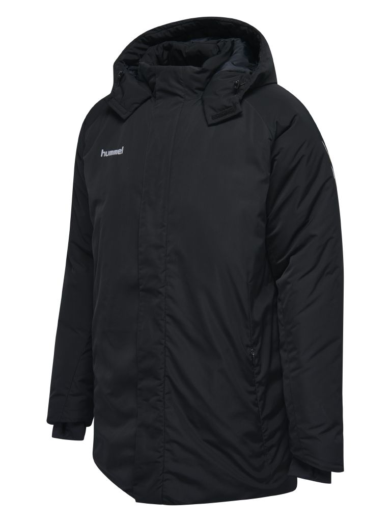 Hummel Tech Move Bench Jacket - Black