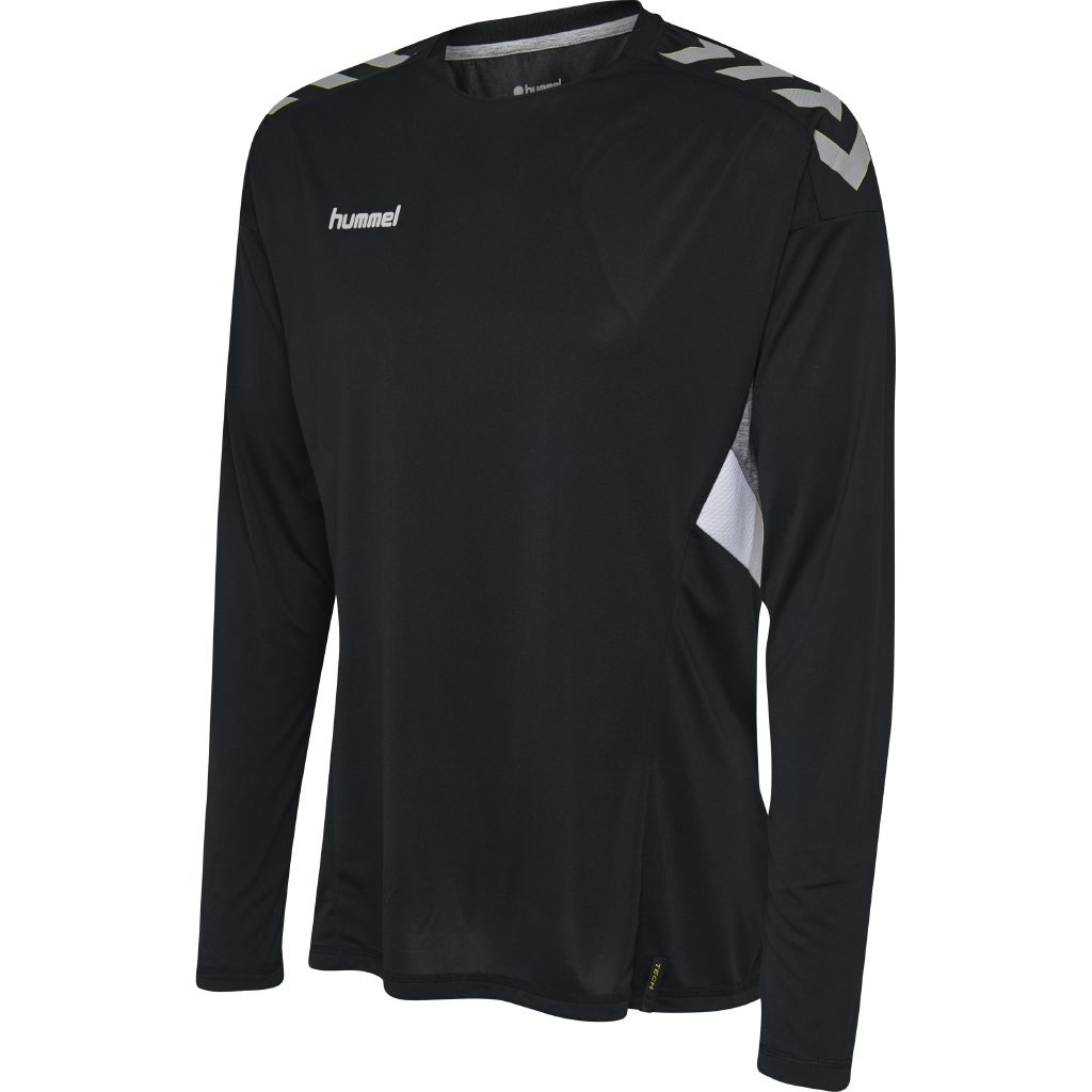 Hummel Tech Move Jersey LS - Black