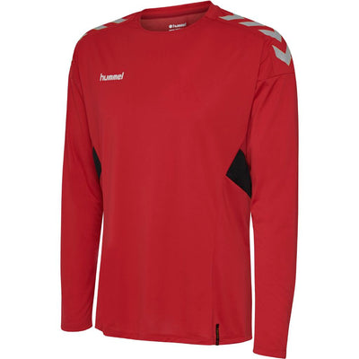 Hummel Tech Move Jersey LS - True Red