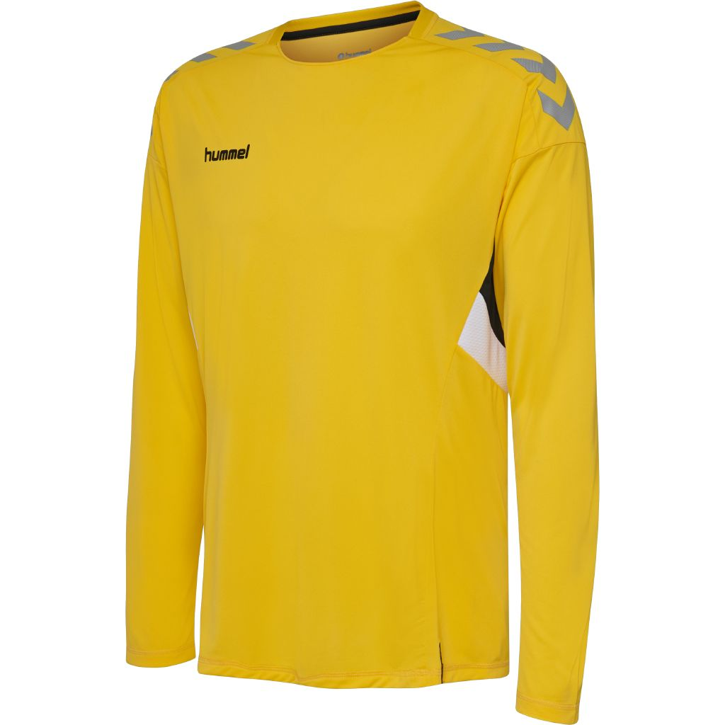 Hummel Tech Move Jersey LS - Sports Yellow