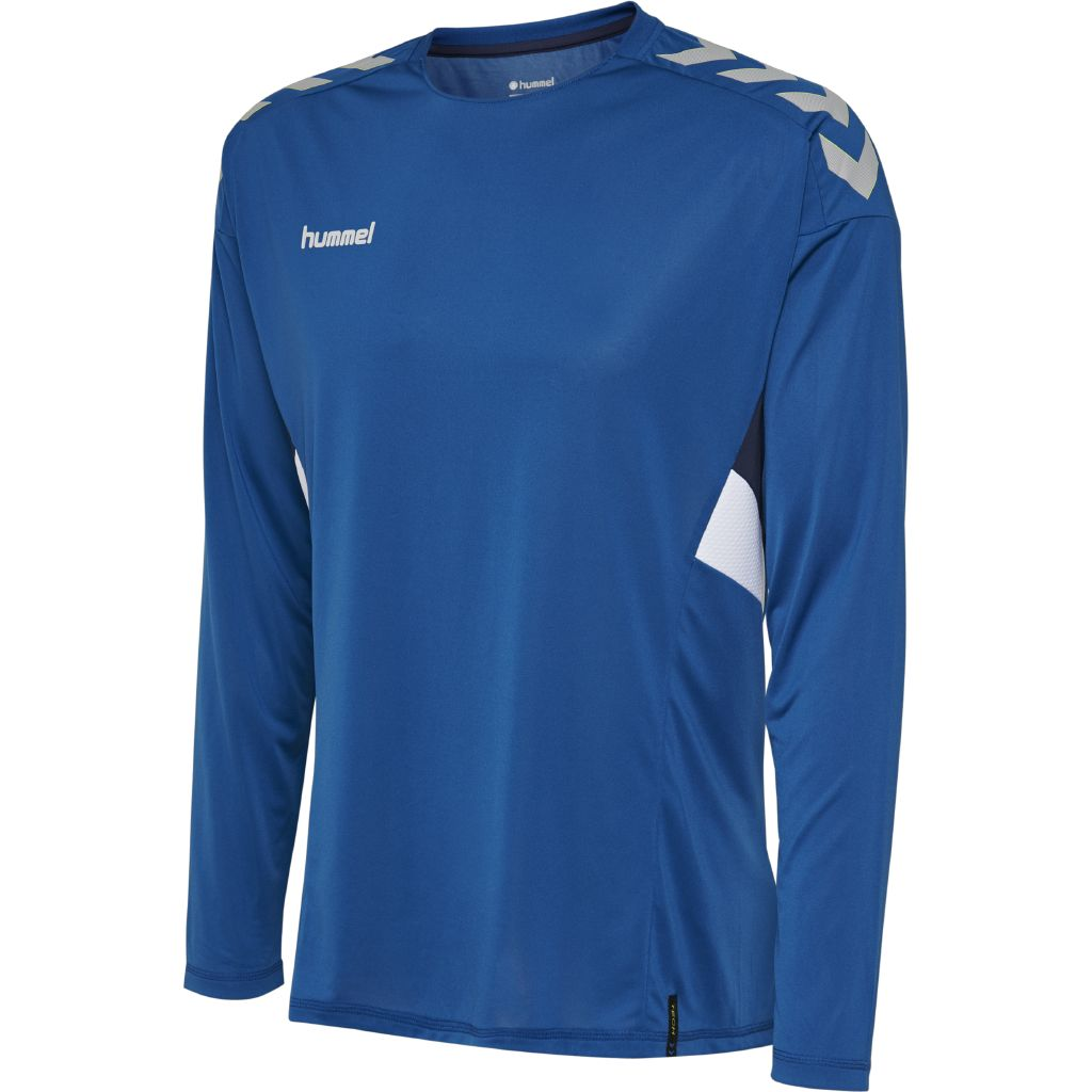 Hummel Tech Move Jersey LS - True Blue