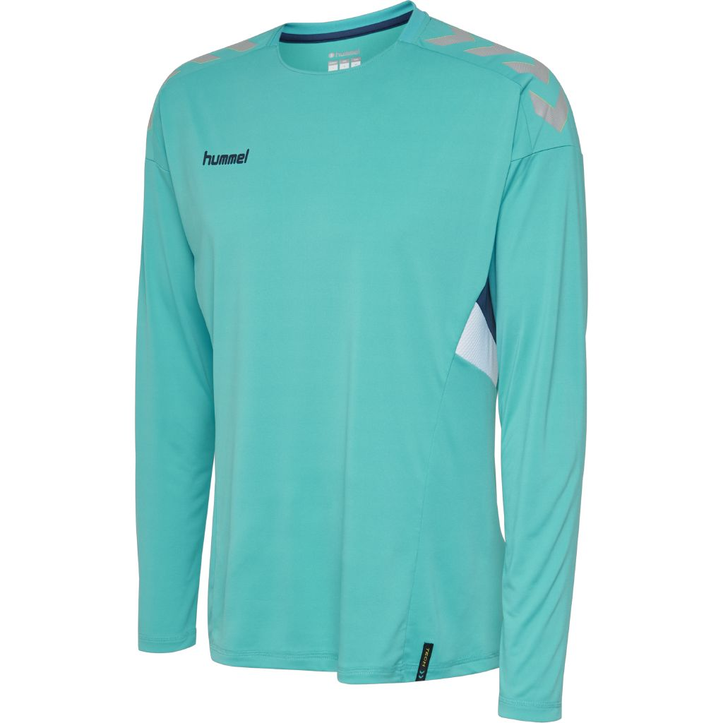Hummel Tech Move Jersey LS - Scuba Blue