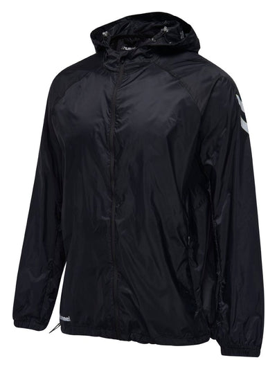 Hummel Tech Move Functional Light Weight Jacket - Black