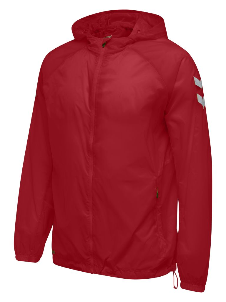 Hummel Tech Move Functional Light Weight Jacket - True Red