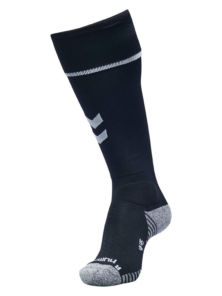 Hummel Pro Football Sock - Black/White