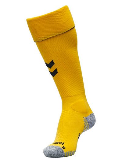Hummel Pro Football Sock - Sports Yellow/Black