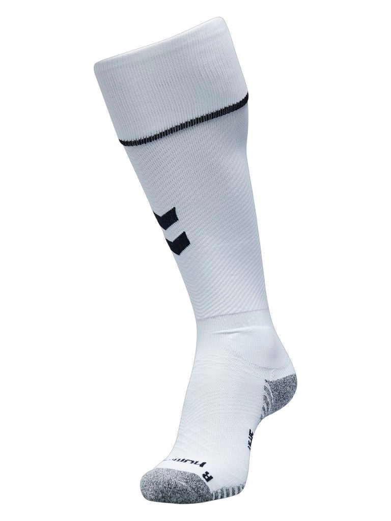 Hummel Pro Football Sock - White/Black