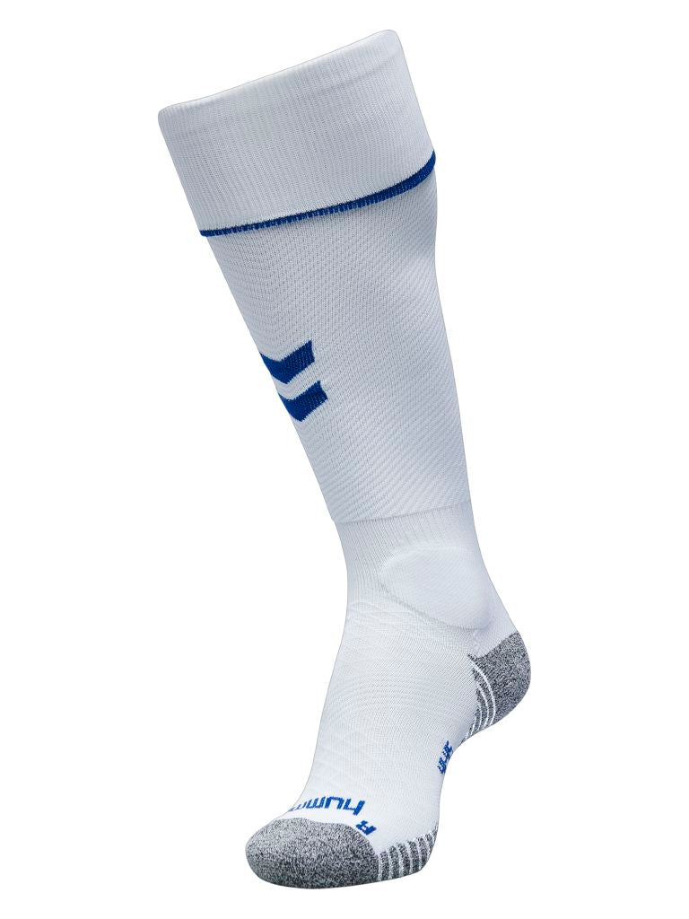 Hummel Pro Football Sock - White/True Blue