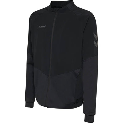 Hummel Precision Pro Training Zip Jacket - Black