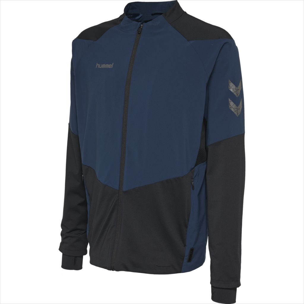 Hummel Precision Pro Training Zip Jacket - Moonlit Ocean