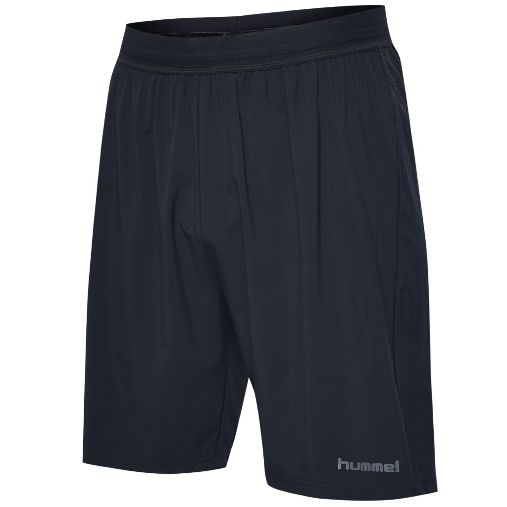 Hummel Precision Pro Shorts - Black