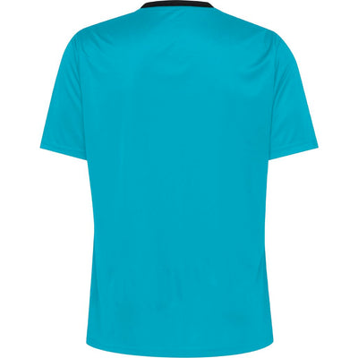 Hummel Referee Jersey SS - Scuba Blue