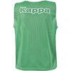 Green Kappa Nipola Training Bib with omini printed on the chest