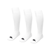Kappa Lyna sock in white with black Omini on the foot