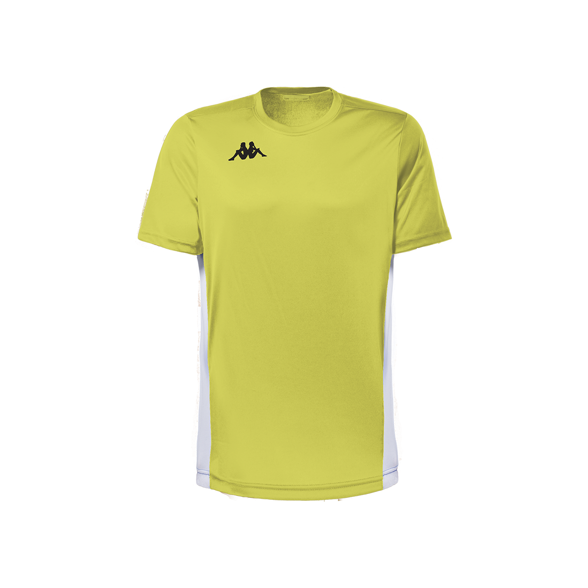 Kappa Wenet Match Shirt SS - Yellow Fluo