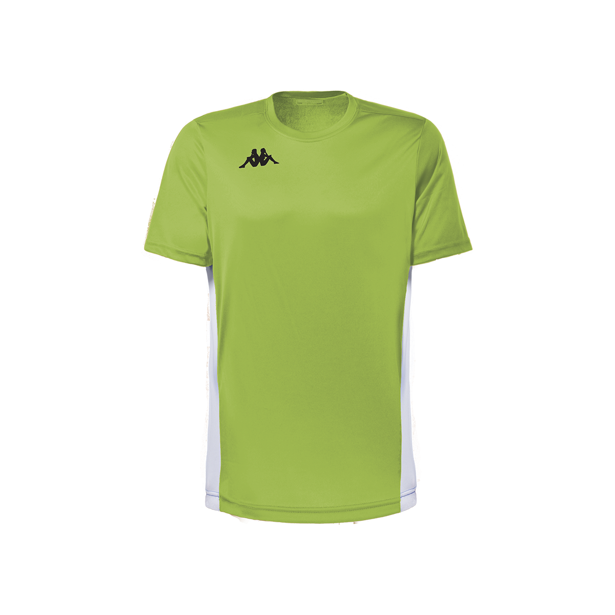 Kappa Wenet Match Shirt SS - Green Fluo