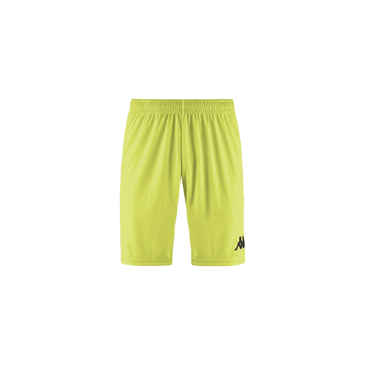 Kappa Wusis Match Short - Yellow Fluo