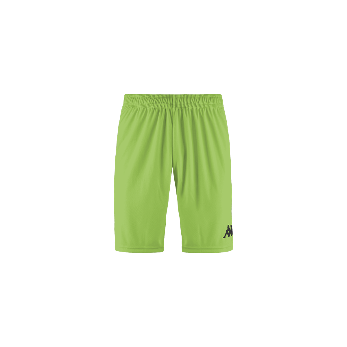 Kappa Wusis Match Short - Green Fluo