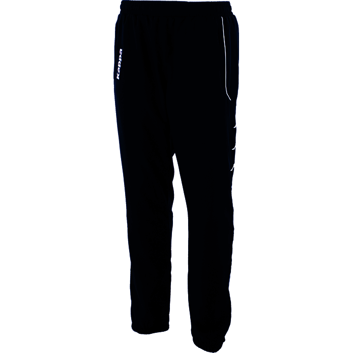 Kappa taverno track pant in blue marine with Kappa embroidered on the front in white.