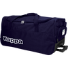Kappa Tarcisio Trolley Bag in blue marine and white