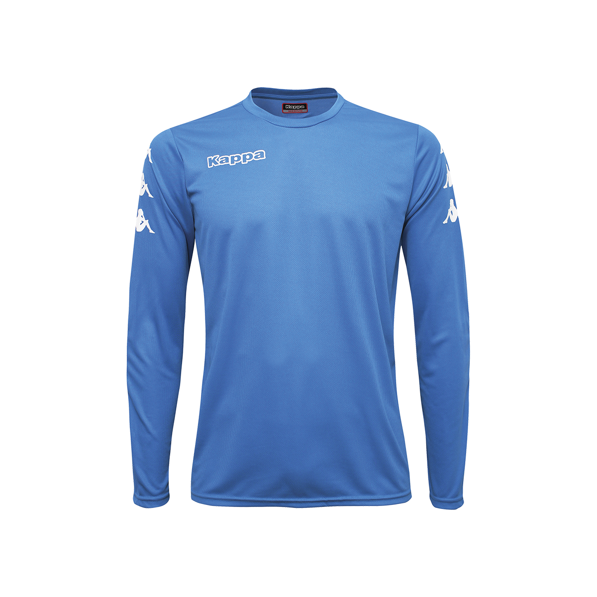 Kappa Man Goalkeeper Shirt LS - Blue Fluo