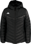 Kappa Doccia womans padded jacket in black