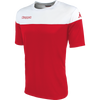 Kappa Mareto Match Shirt SS - Red/White