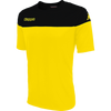 Kappa Mareto Match Shirt SS - Yellow/Black