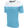 Kappa Mareto Match Shirt SS - Blue Light/White