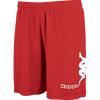 Kappa Talbino Match Short - Red/White