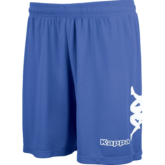 Kappa Talbino Match Short - Blue Nautic/White