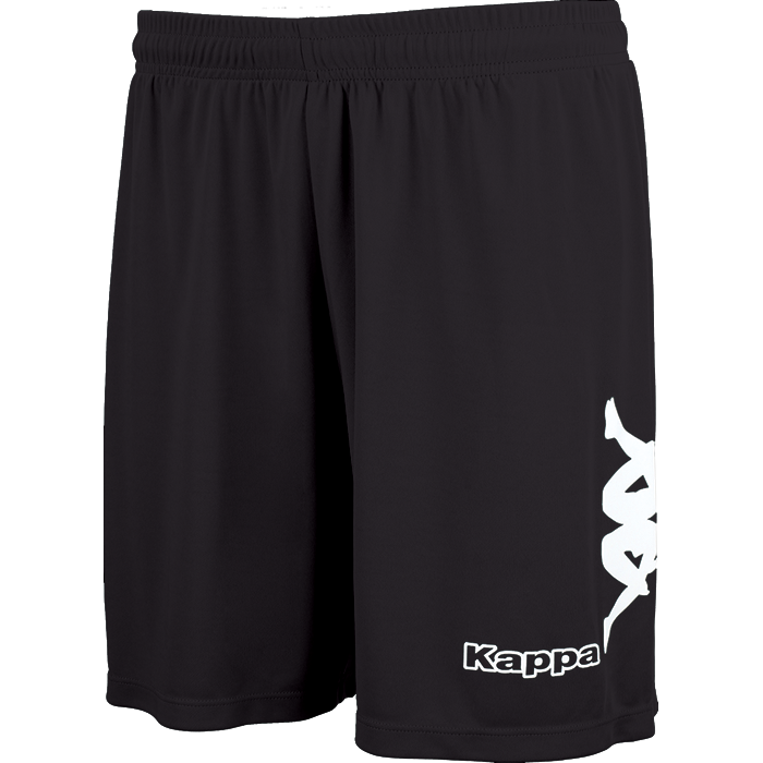 Kappa Talbino Match Short - Black/White
