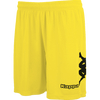 Kappa Talbino Match Short - Yellow/Black