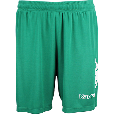 Kappa Talbino Match Short - Green/White