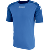 Kappa Paderno Match Shirt SS - Blue Nautic/Mid Blue