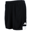 Kappa Paggo Match Short - Black/White