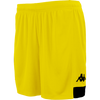 Kappa Paggo Match Short - Yellow/Black