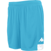 Kappa Paggo Match Short - Blue Light/White