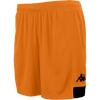 Kappa Paggo Match Short - Orange/Black