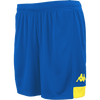 Kappa Paggo Match Short - Blue Nautic/Yellow